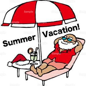 in夏休み☆8月になりました!本格的に夏休み