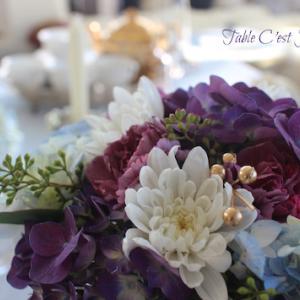My Tables…12月5日(木)6日(金)イントロダクションレッスン