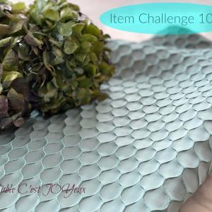 アイテムチャレンジ10−①(ターコイズブリッジと緑紫陽花)