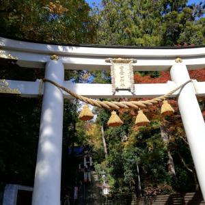 秩父長瀞 寳登山神社①