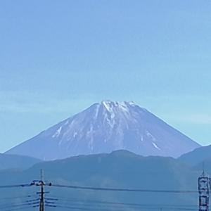 富士山 比較してみました