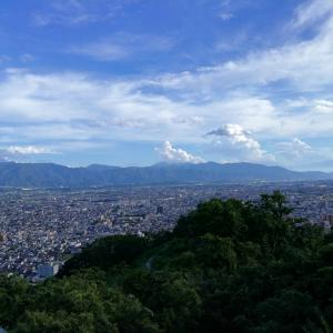 13日の富士山