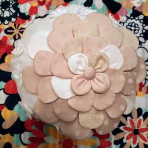 本日は自宅で作業します~Shokoの新作!タンポポ綿毛の刺繍レース