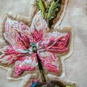 m-etsuの刺繍