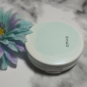 シミをカバーしながら美白効果☆☆HAKU薬用美容液クッションコンパクト