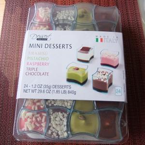 Costco ☆ Mini Desserts