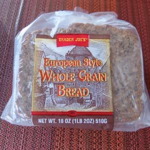 トレーダージョーズ☆ European Style Whole Grain Bread☆
