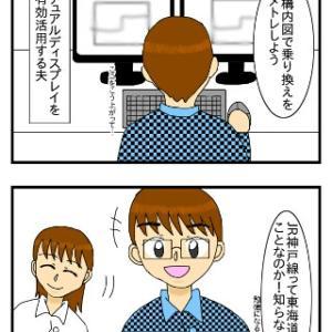 【四コマ漫画】進化の過程