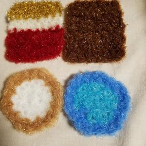 韓国タワシ糸