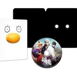 【銀魂 ブルーレイ スチールブック仕様】3000セット限定生産