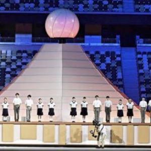 東京2020開会式に豊島岡女子登場