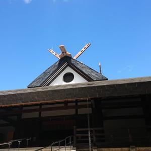 吉備の中山の聖地 神道山へ
