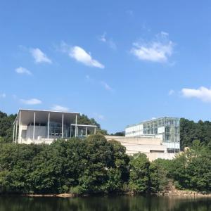 岡崎の美術館はもっともっと発信して〜〜☆☆☆なんて素晴らしいロケーションなのーー♡