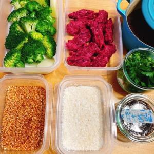 塩麹 & 醤油麹 & スタンバイ食材