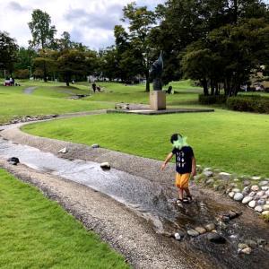 5歳長男❤︎憧れの八村塁選手の故郷へ【富山】