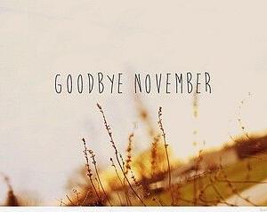 【号外】11月、逝く。【悲報】