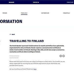 【号外】フィンランドの場合。【間違いなく世界の空気が少しずつ】