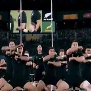 ラグビーワールドカップ ニュージーランドVsウェールズからの決勝 南アフリカVsイングランド