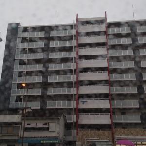 一昨日の大阪 ~ 雨