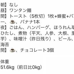 2020.01.21 食事記録