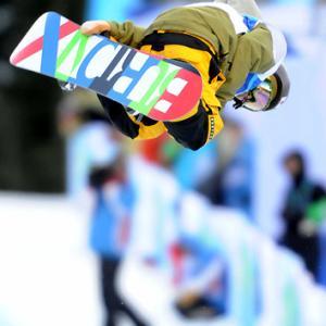 【バンクーバー五輪】スノーボード国母選手、応援に感謝=橋本団長は「判断に間違いなし」