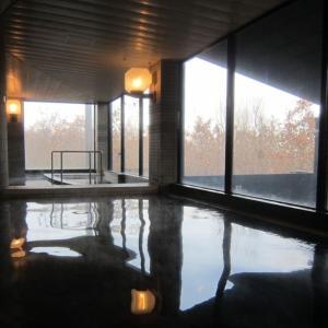石狩温泉「番屋の湯」に宿泊しました!
