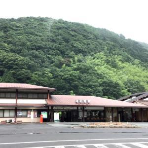 寒い日にうどんは温まったー 津和野 駅弁くぼた