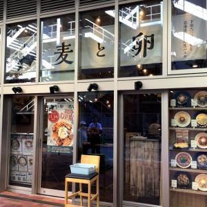 明日11月16日(月)OPEN 三鷹生パスタ専門店麦と卵 先着百名様にはプレゼントあり!