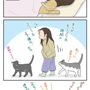 母さん寝まくる