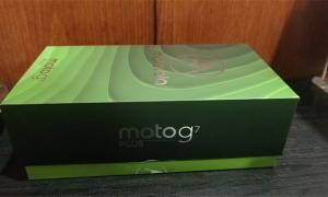 【モトローラ】久々に新しいandroid買うの! moto g7 plus(インディゴブルー)買いました…タイミングあれだけどとりあえず満足?