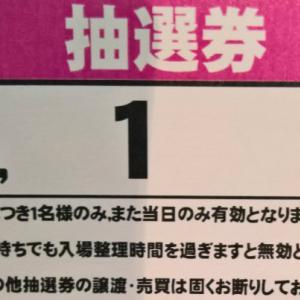 【平常日抽選】並びゼロで1番ゲット&ベタピンのマジハロ8でたぶん大敗の予定!?