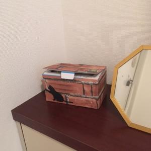【1年242日目】マスクの箱