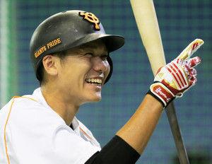 【野球】巨人 坂本、首位打者へ今季13度目の猛打賞!4打数3安打1打点 .347 23本 75打点 13盗塁