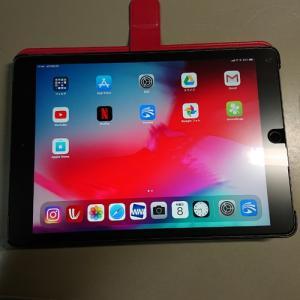 親父に第7世代iPadプレゼント♪