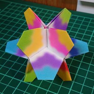折り紙作品:グラシアス