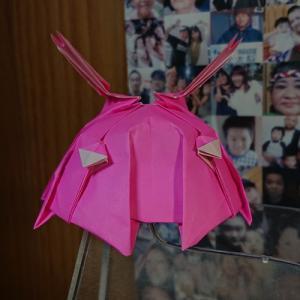 折り紙作品:メンダコ