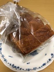 パティスリーエドモント 飯田橋 メープル食パン(ハーフ)