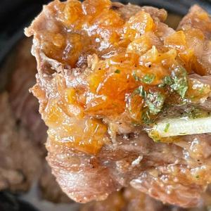松屋 「ビフテキ丼 香味ジャポネーズソース」アンガス牛を特製ソースで