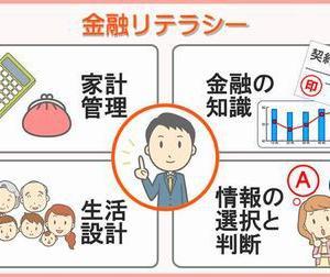 金融リテラシー・クイズ☆彡