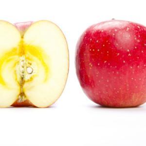 知っておきたい、毎日食べれば健康によいリンゴのカロリーと栄養価