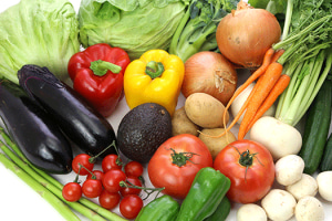 栄養逃さない野菜の食べ方