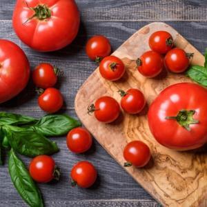 トマトにはダイエットの効果がある!?