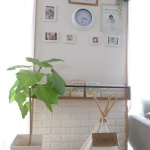 【DIY】ダイソーのクッションレンガシートで壁をイメチェン♪