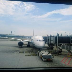 子連れでマレーシア クアラルンプール5泊6日の旅⑨〜ANA NH886便プレミアムエコノミーに乗ってみた〜