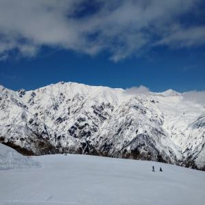 5歳の娘、白馬でスキーデビュー!