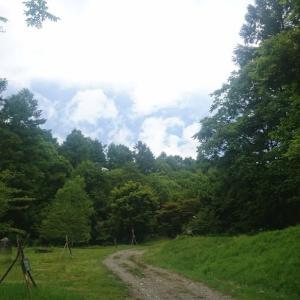 長野県 四徳温泉キャンプ場で親子キャンプしたよ