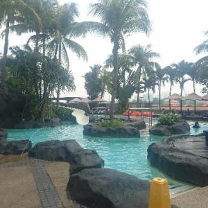 子連れでマレーシア クアラルンプール5泊6日の旅③〜便利な立地!プールが楽しい!ル メリディアン・クアラルンプール〜