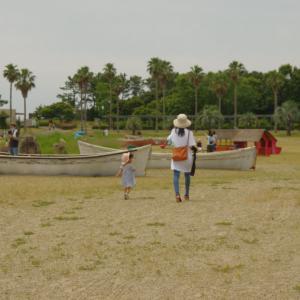 赤穂海浜公園にて(2020/6/21)其の①