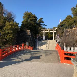 【山梨県】武田神社