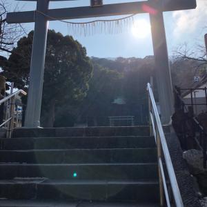 【神奈川県】走水神社-横須賀パワースポット三社巡り-